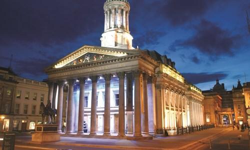 Gallery Of Modern Art Glasgow Life
