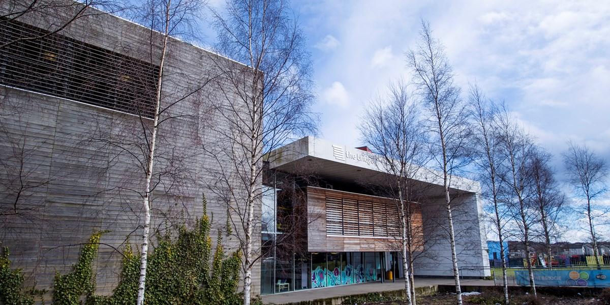 Library at The Bridge — Glasgow Life
