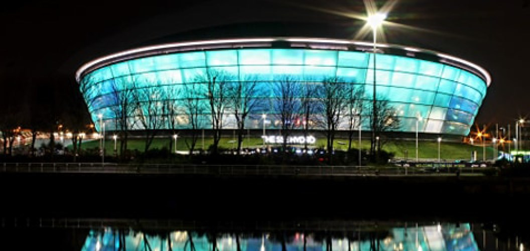 Isabella McKechnie: The Hydro - Where all the famous people go